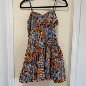 Jack by BB Dakota Dresses - ⬇️Jack gorgeous floral dress 100% rayon size small